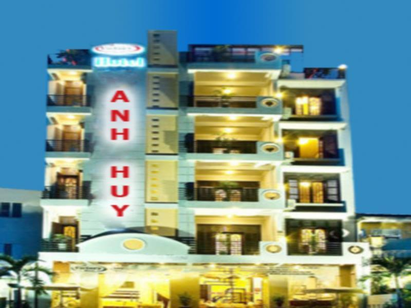 Anh Huy Hotel - Hotell och Boende i Vietnam , Tam Ky (Quang Nam)