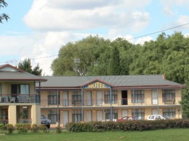 Elite Motor Inn - Hotell och Boende i Australien , Armidale