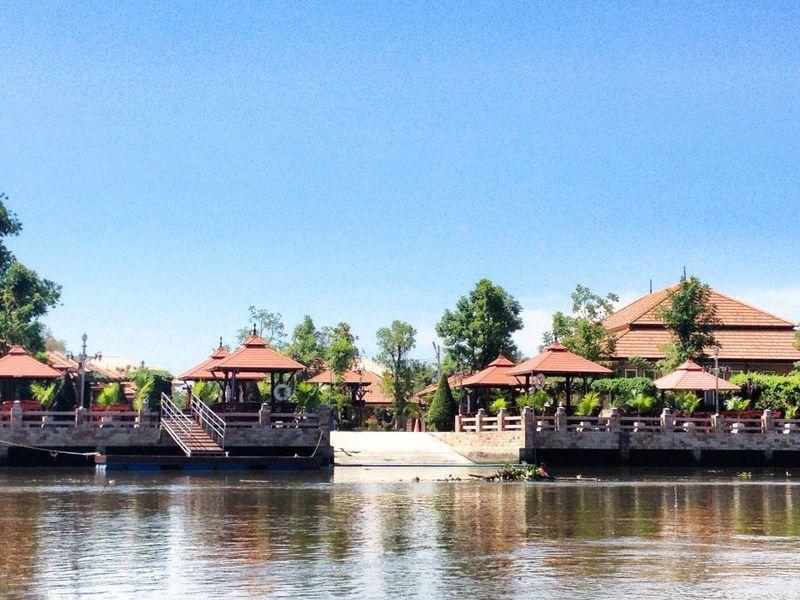 Hotell Nanthachart Resort i , Samut Songkhram. Klicka för att läsa mer och skicka bokningsförfrågan