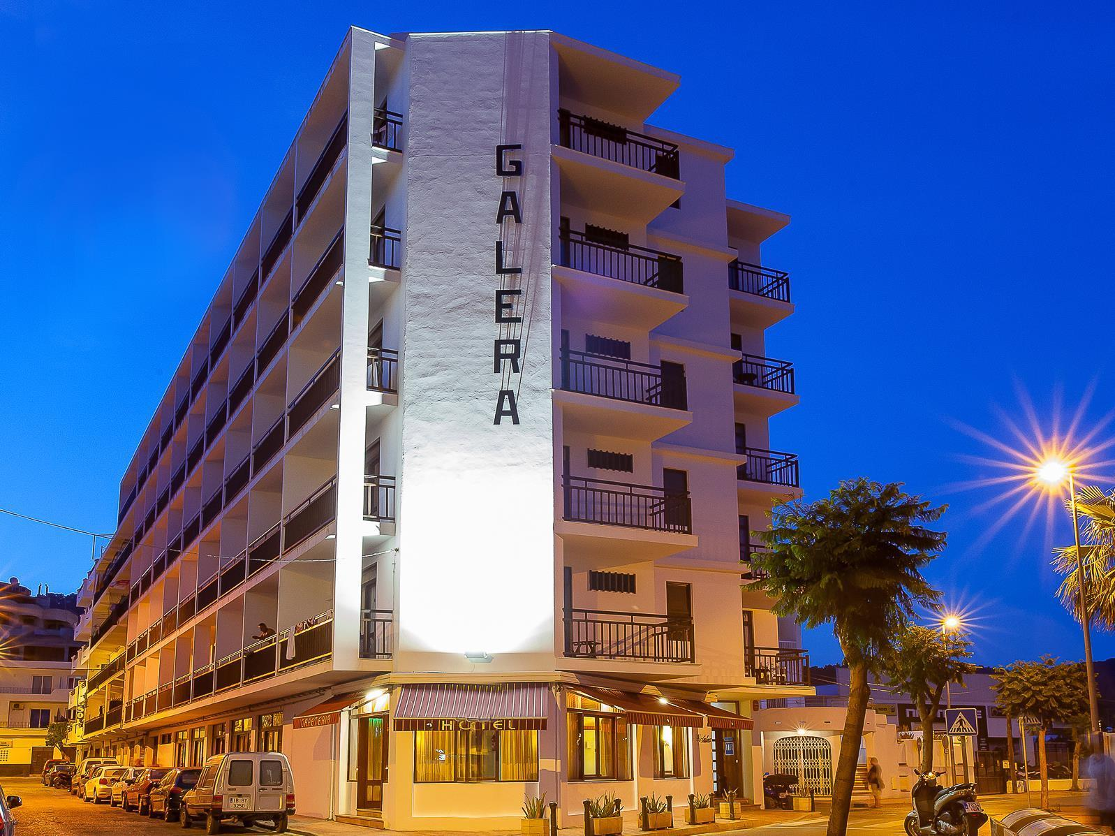 Hotel Residencia Galera