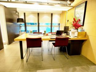 Yin Serviced Apartments Hong-Kong - Réception
