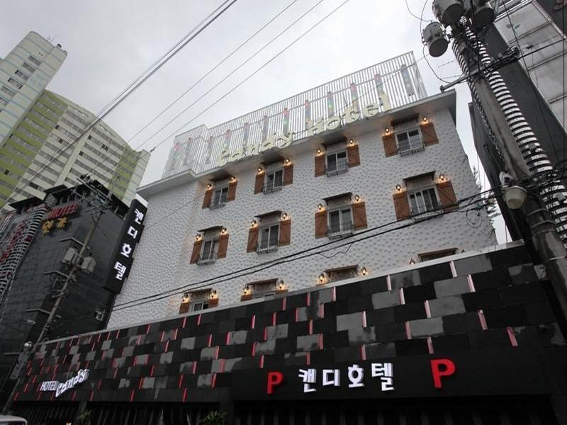 Candy Hotel - Hotels and Accommodation in South Korea, Asia