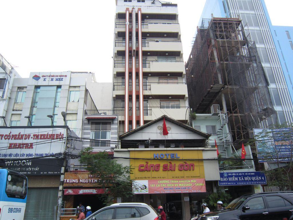 Cang Saigon Hotel - Hotell och Boende i Vietnam , Ho Chi Minh City