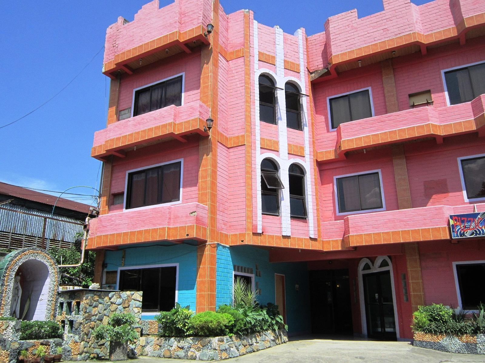 La Maria Pension & Tourist Inn Hotel सेबू