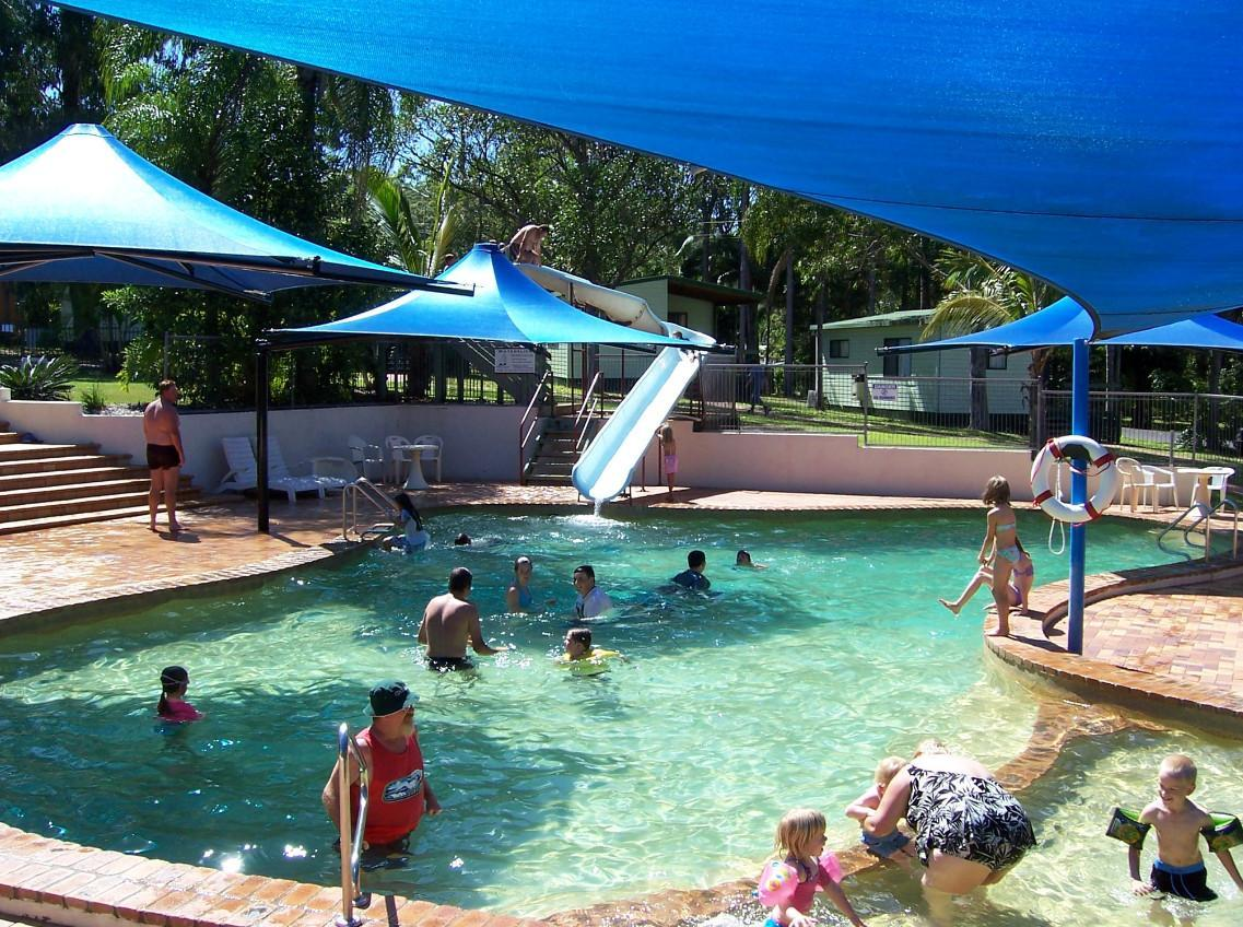BIG4 Forest Glen Holiday Resort - Hotell och Boende i Australien , Sunshine Coast