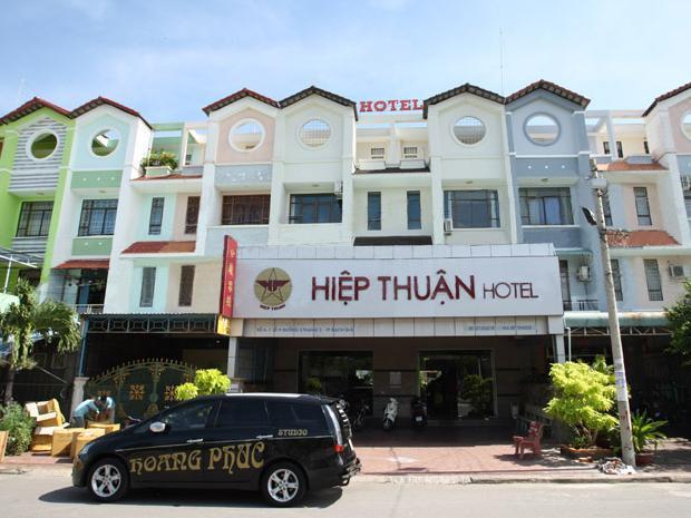 Hiep Thuan Hotel - Hotell och Boende i Vietnam , Rach Gia (Kien Giang)