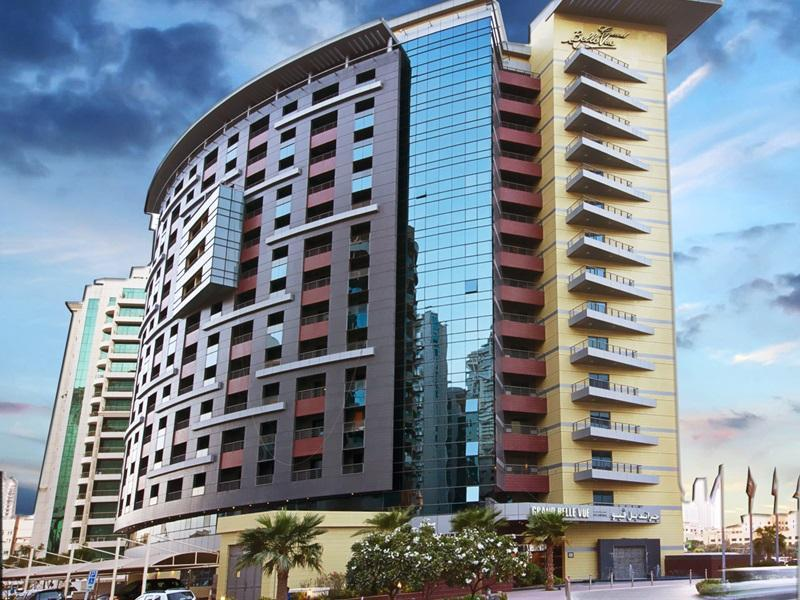 Grand Belle Vue Hotel Apartment Dubai - Hotels and Accommodation in United Arab Emirates, Middle East
