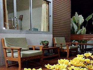 CK Place Mahasarakham - Balcony/Terrace
