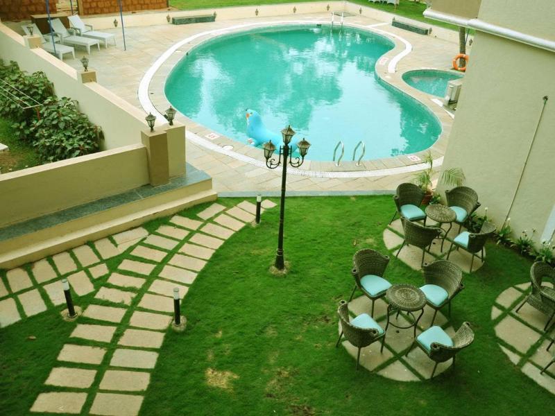 Sukhmantra Resort and Spa North Goa