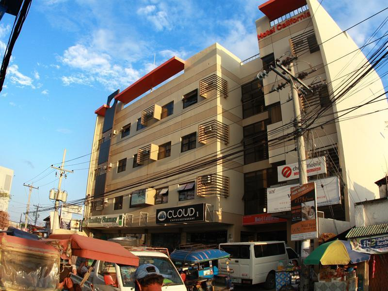 Hotel California Cebu-stad