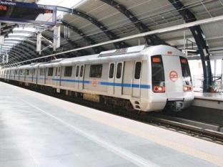 The Bamboo Greens New Delhi and NCR - Public train at walking distance