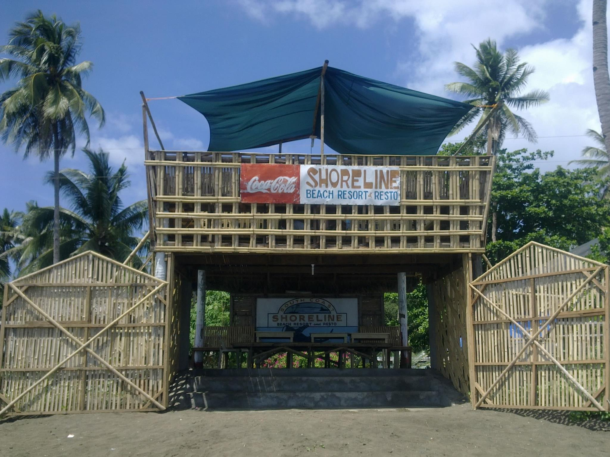 Shoreline Beach Resort Bicol