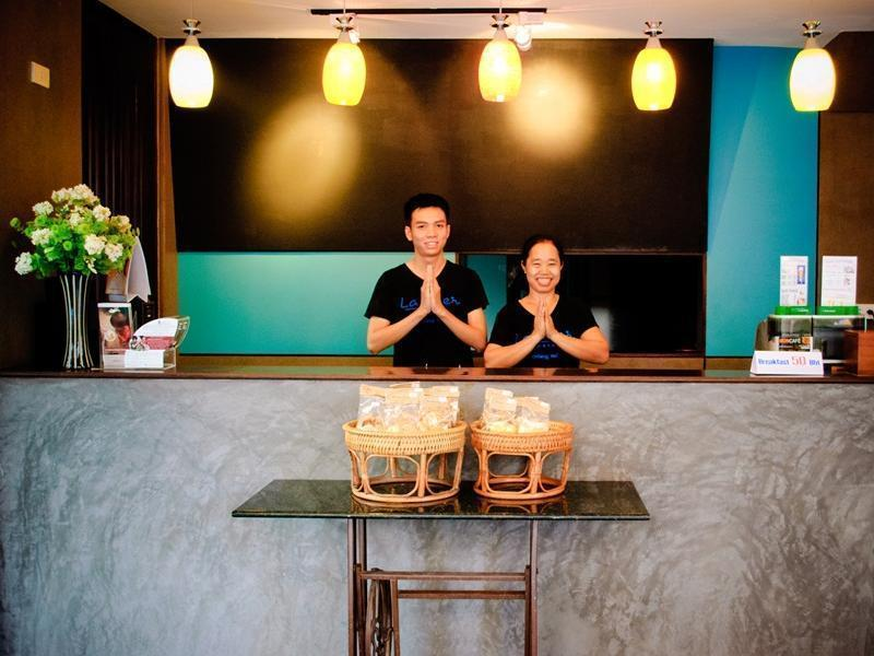 Lamer Hotel - Hotels and Accommodation in Thailand, Asia