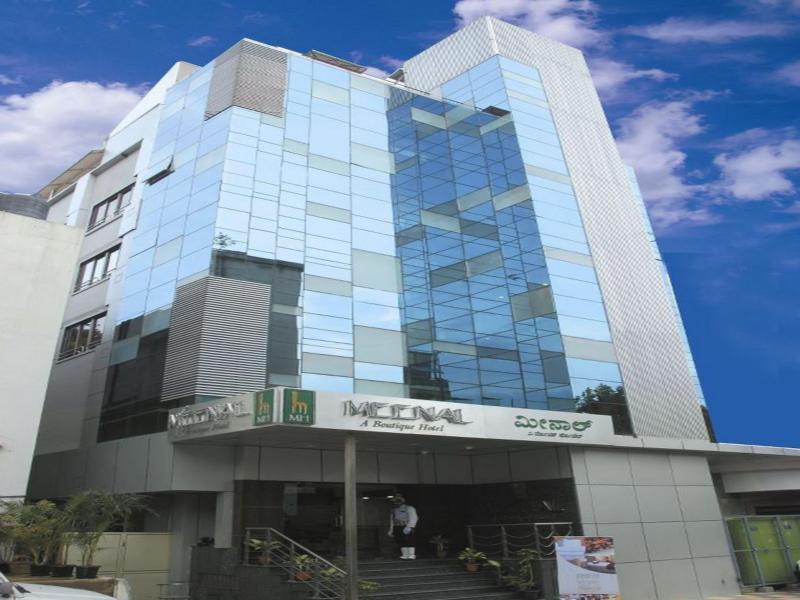 Meenal Boutique Hotel Bengaluru / Bangalore