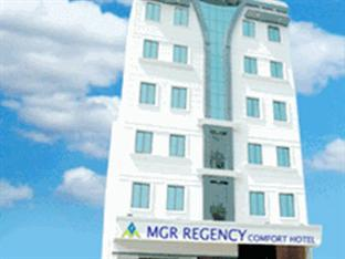 MGR Regency Hotel - Hotel and accommodation in India in Pondicherry