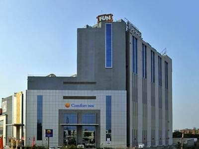 Comfort Inn Tulip Heights Bhatinda