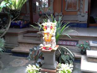 Praety Home Stay Бали - Фасада на хотела