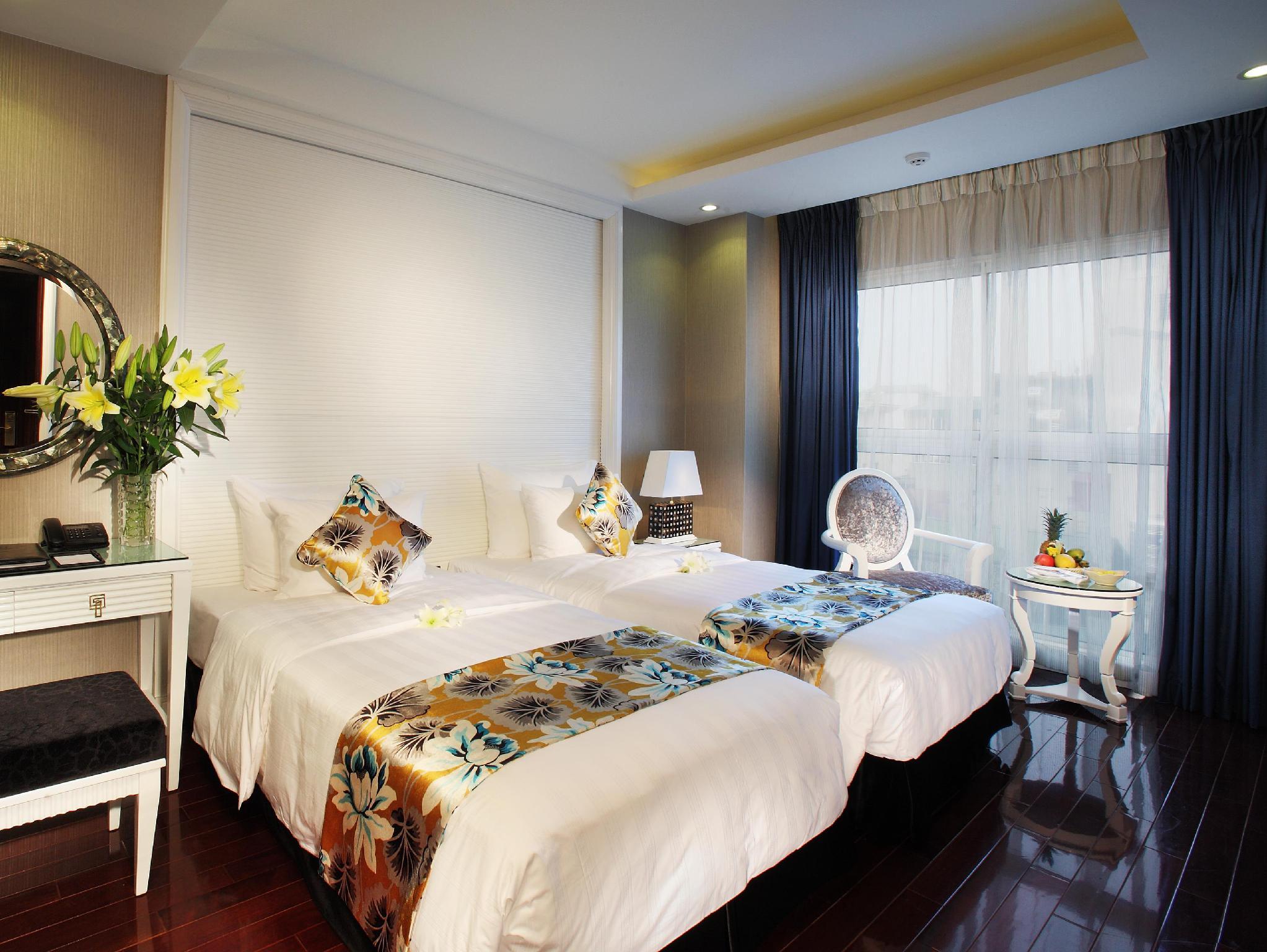Golden Silk Boutique Hotel - Hanoi