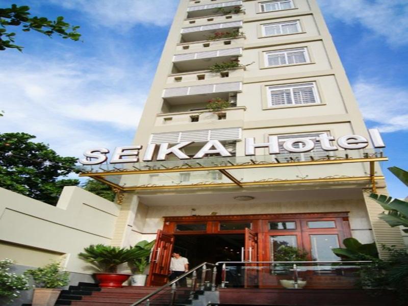 Seika Hotel - Hotell och Boende i Vietnam , Vung Tau