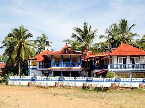 La Solitaire Beach Retreat North Goa