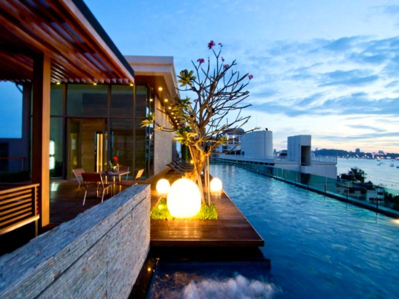 Seven Zea Chic Hotel - Hotels and Accommodation in Thailand, Asia