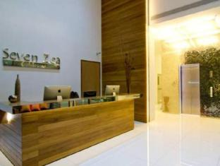 Seven Zea Chic Hotel Pattaya - Lobby