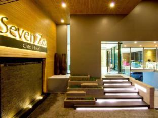 Seven Zea Chic Hotel Pattaya - Exterior