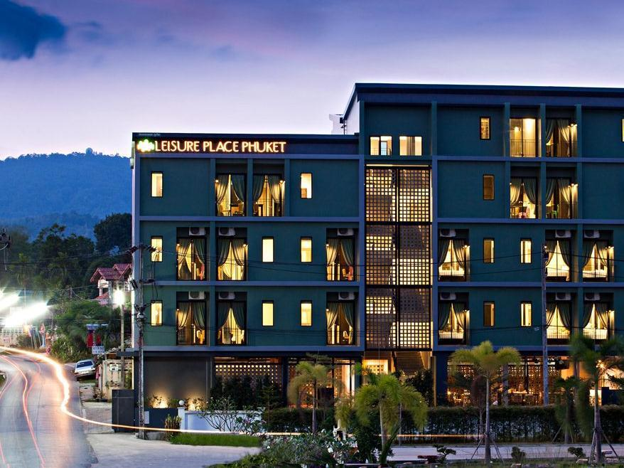 Leisure Place Phuket - Utsiden av hotellet