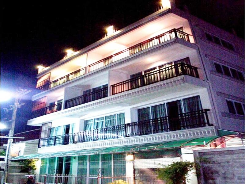 Rouge Service Apartment - Hotels and Accommodation in Thailand, Asia