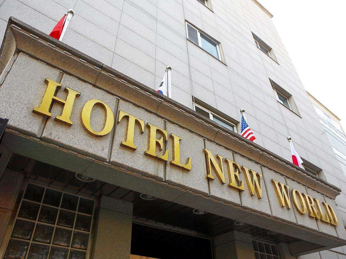 New World Hotel - Hotels and Accommodation in South Korea, Asia