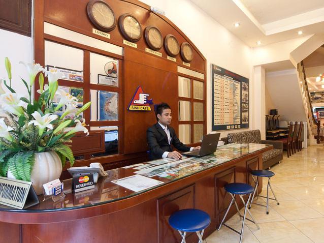 Hi Ancient Town Hotel - Hotell och Boende i Vietnam , Hanoi