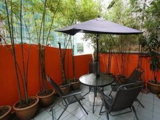 Matahari Lodge Kuala Lumpur - Jardín