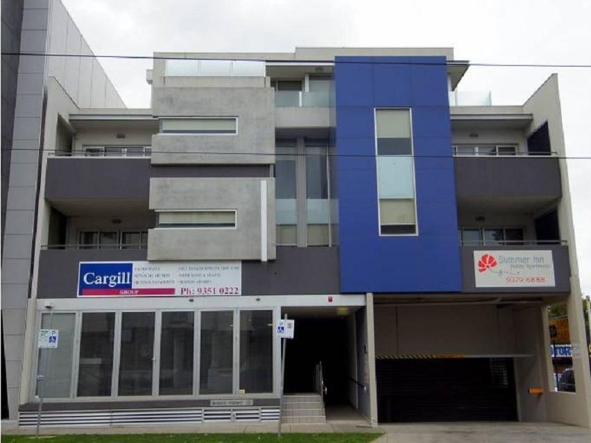 Summer Inn Holiday Apartments - Hotell och Boende i Australien , Melbourne