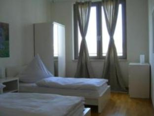 Inn Sight City Apartments Prenzlauer Berg Berlin - Kamar Tidur