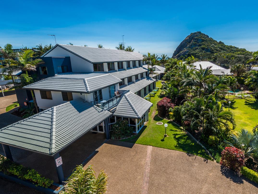 Rosslyn Bay Resort - Hotell och Boende i Australien , Yeppoon