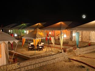 The Mama s Resort  Camp - Hotel and accommodation in India in Jaisalmer