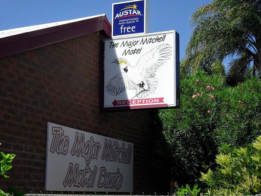 Major Mitchell Motel - Hotell och Boende i Australien , Bourke