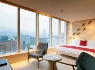 Madera Hong Kong Hotel הונג קונג - חדר שינה