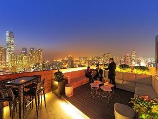 Madera Hong Kong Hotel הונג קונג - בר/טרקלין