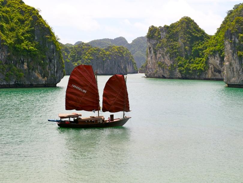 Tuan Sailing Cruise - Hotell och Boende i Vietnam , Cat Ba Island