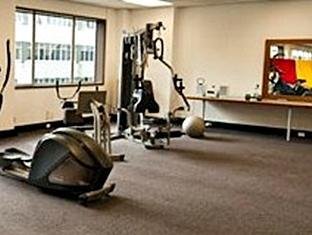 uStay Urban Apartments Wellington - Fitness Room
