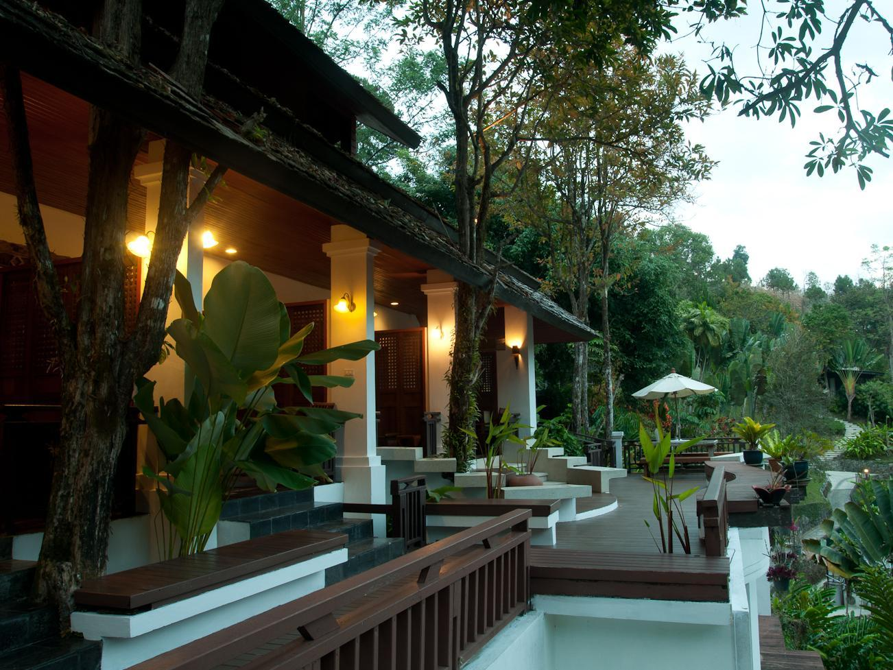 Kangsadarn Resort & Waterfall - Hotels and Accommodation in Thailand, Asia