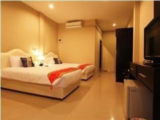 I-House Chiangrai Chiang Rai - Standard twin bed