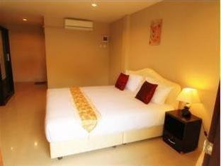 I-House Chiangrai Chiang Rai - Standard double bed