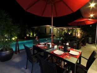 Pura Vida Villas Phuket Phuket - Dining Area