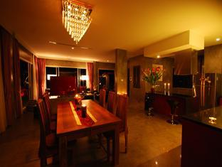 Pura Vida Villas Phuket Phuket - Living Area