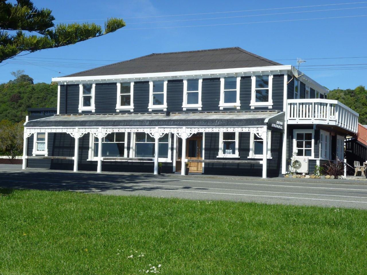 Kaikoura Boutique Hotel - Hotell och Boende i Nya Zeeland i Stilla havet och Australien