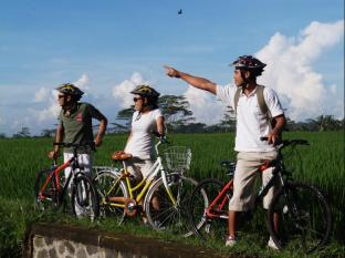Komaneka at Monkey Forest Ubud Bali - Cycling