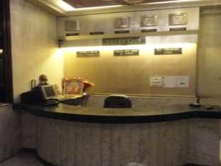 Hotel Prince Palace Deluxe New Delhi - Recepcja
