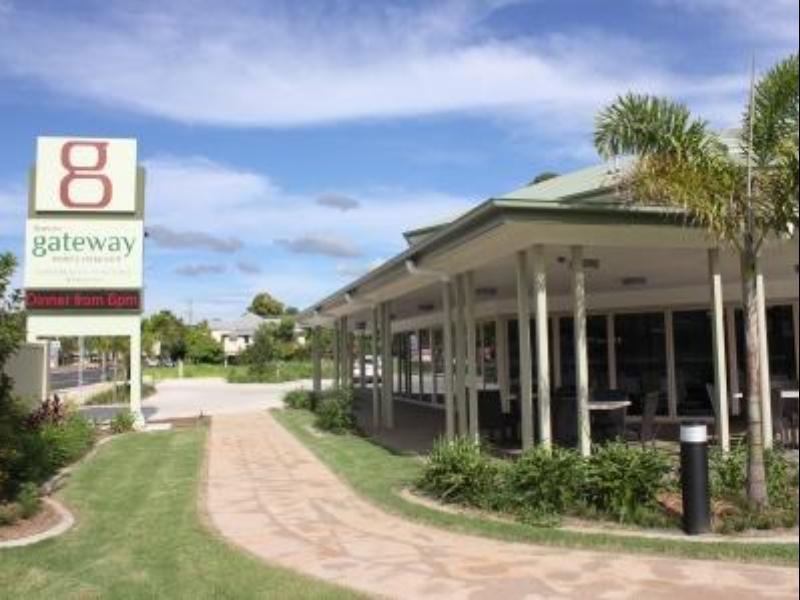 Lismore Gateway Motel - Hotell och Boende i Australien , Lismore